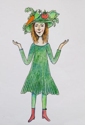 Ilustrace Marta Hricová